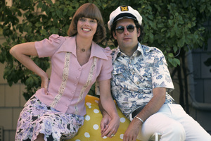 """""""The Captain and Tennille""""Daryl Dragon, Toni Tennille1976** H.L. - Image 18104_0005"""