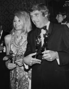 """""""Academy Awards: 42th Annual""""Burt Bacharach, Angie Dickinson1970**I.V. - Image 1812_0046"""