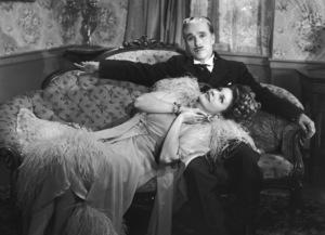 """Monsieur Verdoux""Charlie Chaplin, Martha Raye1947**I.V. - Image 18134_0002"