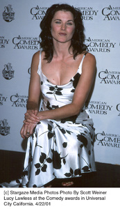 © Stargaze Media Photos Photo By Scott WeinerLucy Lawless at the Comedy awards in UniversalCity California. 4/22/01 - Image 18156_0103