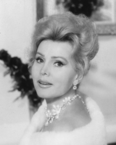 Zsa Zsa Gabor at home, 1962. © 1978 Glenn EmbreeMPTV - Image 18_88
