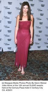 © Stargaze Media Photos Photo By Glenn WeinerJules Asner at the 12th annual GLAAD awardsheld at the Century Plaza hotel in Century CityCA. 4/28/01 - Image 18230_0106