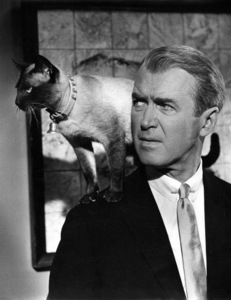"""""""Bell Book and Candle""""James Stewart1958 Columbia PicturesPhoto by Coburn Jr. - Image 1823_0001"""