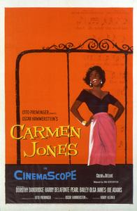 """Carmen Jones""Poster1954 20th Century Fox**I.V. - Image 18239_0014"