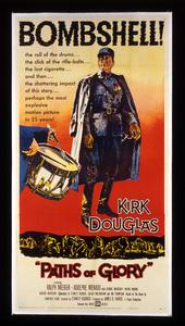 """Paths of Glory""Poster1957 MGM**I.V. - Image 18264_0001"