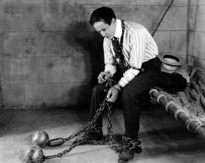 """The Grim Game""Harry Houdini1919 Paramount**I.V. - Image 18277_0002"
