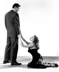 """Gilda""Glenn Ford, Rita Hayworth,1946  Columbia / **I.V. - Image 18278_0017"