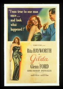 """""""Gilda""""Poster1946 Columbia**I.V. - Image 18278_0019"""