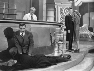 """Gilda""Rita Hayworth, Glenn Ford1946 Columbia**I.V. - Image 18278_0021"