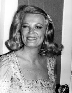 """Golden Globe Awards"" 1972Gena Rowlands © 1978 Kim Maydole Lynch - Image 18294_0004"