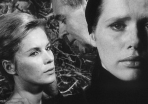 """Persona""Bibi Andersson, Gunnar Bjormstrand, Liv Ulman1966 United Artists** I.V. - Image 18341_0001"