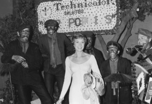 """Mary Poppins"" PremiereJulie Andrews1964 © 1978 Kim Maydole Lynch - Image 18356_0002"