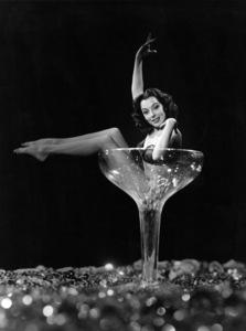 Pin-Ups (Alyce Lewis)circa 1940s© 1978 Wallace Seawell - Image 1836_0002