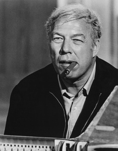 """""""Airport""""George Kennedy1970 Universal Pictures - Image 1847_0012"""