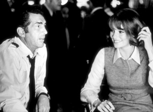 """""""Airport""""Dean Martin and Jacqueline Bisset.1970 /  Universal. - Image 1847_0021"""