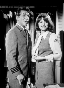"""""""Airport""""Dean Martin and Jacqueline Bisset.1970 /  Universal. - Image 1847_0022"""