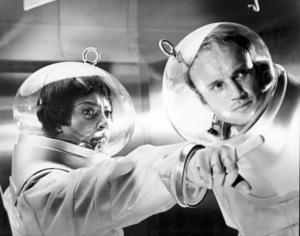 """The Andromeda Strain""Paula Kelly, James Olson1970 Universal © 1978 Larry Barbier - Image 1849_0001"
