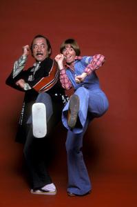 """""""Mr. T and Tina""""Pat Morita, Susan Blanchard1976** H.L. - Image 18518_0004"""