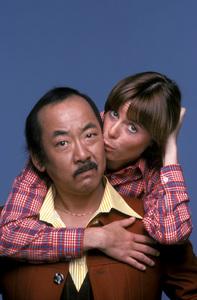 """""""Mr. T and Tina""""Pat Morita, Susan Blanchard1976** H.L. - Image 18518_0006"""