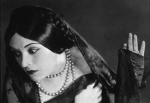 """""""East Of Suez""""Pola Negri1925 Paramount**I.V. - Image 18528_0001"""