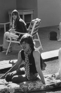 Rolling StonesMick Jagger,  Oct. 1969. © 1978 Gunther - Image 1856_0017
