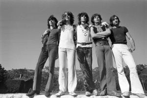 The Rolling Stones (Bill Wyman, Mick Taylor, Keith Richards, Mick Jagger, Charlie Watts) 1969 © 1978 Gunther - Image 1856_0139