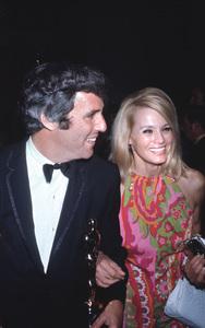 """Academy Awards - 41st Annual""Burt Bacharach and Angie Dickinson, 1969. © 1978 Gunther - Image 1860_0017"
