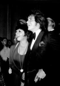 """Academy Awards: 44th Annual,""Liza Minnelli and Desi Arnaz Jr.1972. - Image 1862_0025"