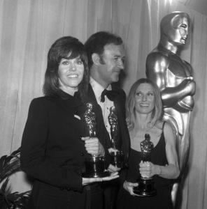"""The 44th Annual Academy Awards""Jane Fonda, Gene Hackman, Cloris Leachman1972© 1978 Joe Shere - Image 1862_0053"