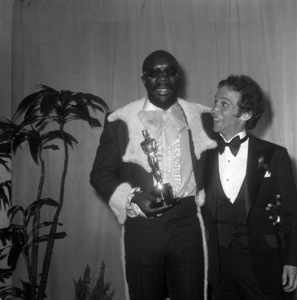 """The 44th Annual Academy Awards""Isaac Hayes, Joel Grey1972© 1978 Joe Shere - Image 1862_0054"