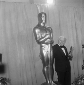 """The 44th Annual Academy Awards""Charles Chaplin1972© 1978 Joe Shere - Image 1862_0055"