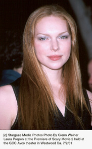 Laura Prepon at the Premiere of Scary Movie 2 held at the GCC Avco theater in Westwood Ca. 7/2/01. © 2001 Glenn Weiner - Image 18748_0109