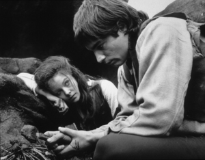 """Wuthering Heights,""Anna Calder Marshall, Timothy Dalton1970 / AIP © 1978 John Jay - Image 1881_0001"