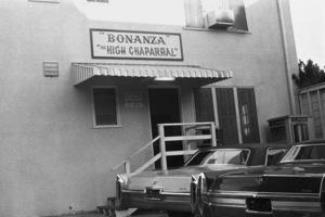 """The High Chaparral"" & ""Bonanza"" (offices)circa 1967© 1978 Roy Cummings - Image 1883_0012"