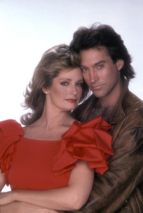 """Days of Our Lives""Deidre Hall, Drake Hogestyn1986 © 1986 Mario Casilli - Image 1884_0042"