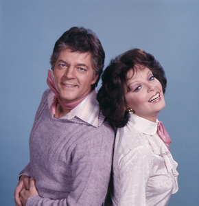 """Days of Our Lives""Bill Hayes, Susan Seaforth Hayescirca 1970s** H.L. - Image 1884_0087"