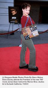 James Dean: PremiereDana DaureyWarner Bros. studios, Burbank, CA  7/25/01 © 2001 Glenn Weiner - Image 18844_0101