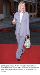 James Dean: PremiereSally KellermanWarner Bros. studios, Burbank, CA  7/25/01 © 2001 Glenn Weiner - Image 18844_0114