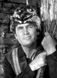 """Daniel Boone""Fess Parker, NBC circa 1965. © 1978 Gerald SmithMPTV  - Image 1886_0009"