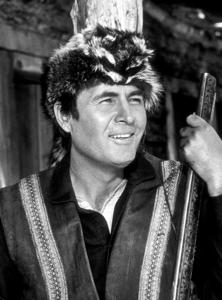 """Daniel Boone""Fess Parker, NBC circa 1965. © 1978 Gerald SmithMPTV  - Image 1886_0010"
