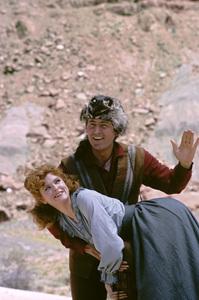 """Daniel Boone""Fess Parker, Patricia Blair1965 © 1978 Gene Trindl - Image 1886_0017"