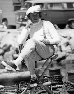 "Gene Hackman on the set of ""Lucky Lady""1975 20th Century-Fox** B.D.M. - Image 18877_0004"