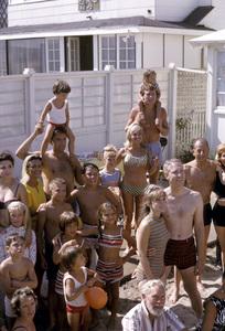 """Peyton Place"" cast party1965 © 1978 Gene Trindl - Image 1889_0003"