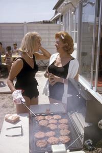 """Peyton Place"" cast partyDorothy Malone1965 © 1978 Gene Trindl - Image 1889_0011"