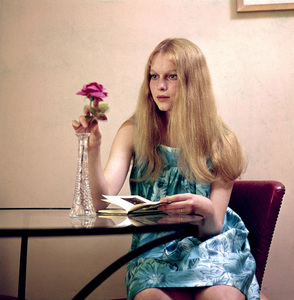 """Peyton Place""Mia Farrow1965 © 1978 Gene Trindl - Image 1889_0029"
