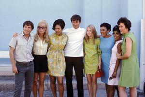 """Peyton Place""Cast1965 © 1978 Gene Trindl - Image 1889_0035"