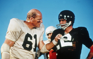 """The Longest Yard""Ray Nitschke, Burt Reynolds 1974 Paramount Pictures** I.V. - Image 18935_0006"
