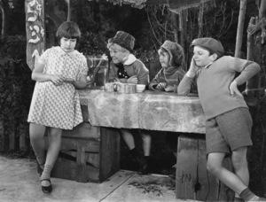 """Skippy""Jackie Cooper, Robert Coogan, Mitzi Green, Jackie Searl1931 Paramount Pictures - Image 18960_0001"