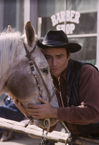 """The Virginian""James Drury1963© 1978 Gene Trindl - Image 1897_0013"