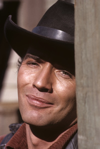 """The Virginian""James Drury1963© 1978 Gene Trindl - Image 1897_0015"